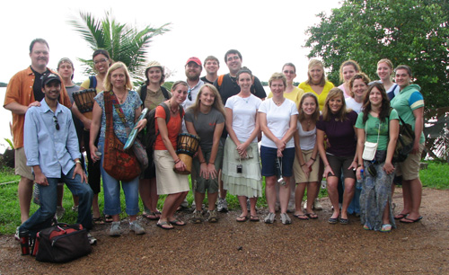During the spring semester, participants will have a Belize Service Learning Symposium open to the WKU community.