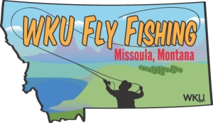 Logo for fly fishing course