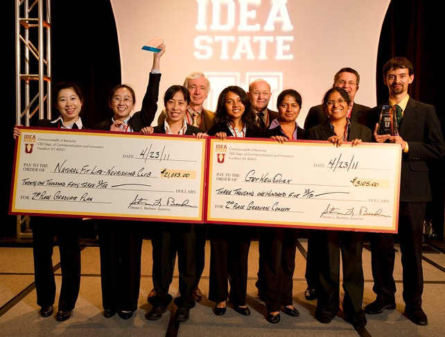 The 15 Largest College Business Plan Competitions