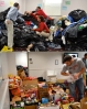4,370 items, 912 pounds of food collected in 'Lighten Your Load' drive