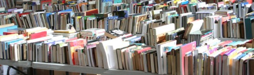 The annual Macy's Used Book Sale to benefit the SOKY Book Fest and other literacy projects will be held Feb. 8-10 at Bowling Green's Historic L&N Depot.