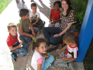 WKU student Sarah Fox of Russellville participated in a study abroad course in Cuba.