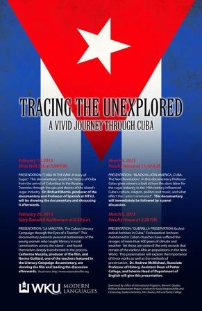 cuba flyer