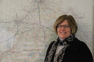 "Dr. Margaret ""Peggy"" Gripshover has been appointed as State Geographer for a term that will end on Jan. 1, 2014."