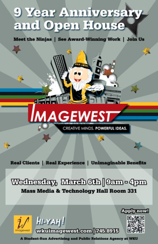 imagewest 9th anniversary