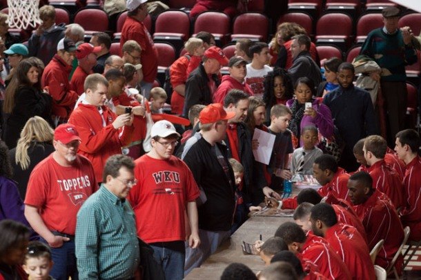 basketball selection sunday autographs