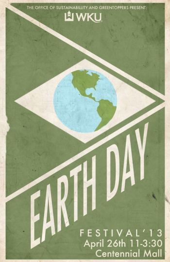 earthday poster 2013