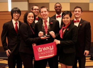 WKU's Enactus team, formerly Students in Free Enterprise, will present its projects at the Enactus National Finals in Kansas City, Mo., May 14-16