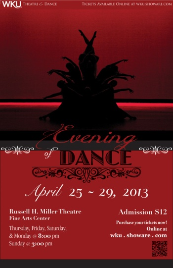 Evening of Dance 2013