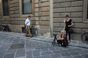 WKU graduate Kayla Spelling has been working as a videographer and editor for LdM in Florence, Italy.