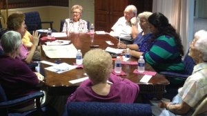 "An ""Ask Bowling Green"" age-friendly community conversation was held June 3 at Village Manor."