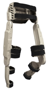 WKU graduate Ryan Farris is a co-inventor of the powered exoskeleton known as the Indego.