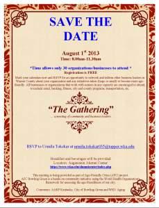 Gathering Invite PDF