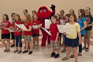 The SOKY Children's Chorus will begin its fall 2013 program in August.