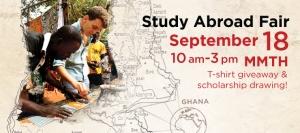 fall2013 study abroad fair