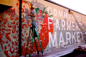 The Community Farmers Market officially opens its Winter Market on Nov. 2 at its new location at 2319 Nashville Road.