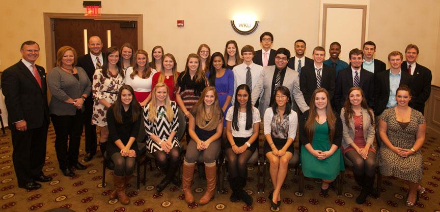 WKU honors 75 students from Bowling Green, Warren County  WKU News