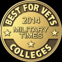 best for vets listing 2014