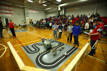 The 14th annual Kentucky Bluegrass LEGO Robotics Competition will be held Feb. 22 at Drakes Creek Middle School.