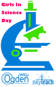 Girls in Science Day will begin at 9 a.m. Sept. 6 at Snell Hall.