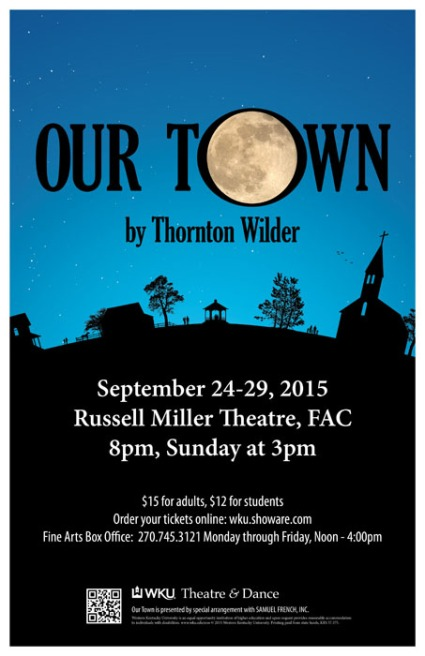 OurTown poster