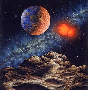"""""""PlanetQuest: Discovering Worlds Around Other Stars"""" will be presented March 9-April 17 at WKU's Hardin Planetarium."""