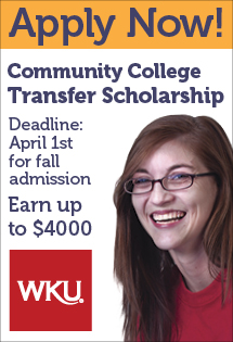 WKU transfer scholarship