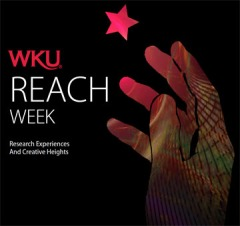 WKU's 2014 REACH Week activities will be held March 17-22.
