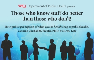 Public Health flyer