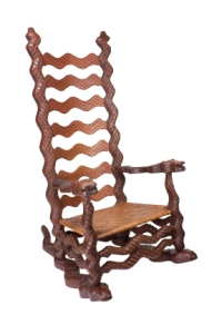 "This fall, the Kentucky Museum will host ""Chester Cornett: Beyond the Narrow Sky,"" featuring more than two dozen of the famed folk artist's rocking chairs and other objects."