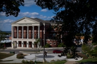 The Augenstein Alumni Center has hosted numerous events as WKU prepares to open the fall 2014 semester.