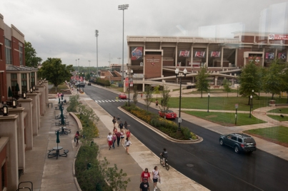 WKU's Class of 2018 began arriving on campus Aug. 16-17.