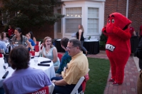 Scenes from the Gatton Academy picnic Aug. 18 at the President's Home.