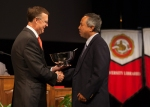 Dr. Rezaul Mahmood received the University Award for Research/Creativity.