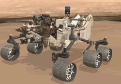 """Curiosity Climbs: The Extended Mission to Mars"" will be presented Aug. 26-Oct. 12 at WKU's Hardin Planetarium."