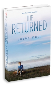 The Returned by Jason Mott has been selected for this fall's SOKY Reads! project.