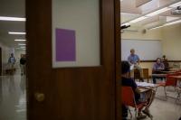 Fall semester classes began last week.