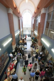 A welcome reception for Dr. Evelyn Ellis, new regional chancellor for WKU Elizabethtown-Fort Knox, was held Aug. 26.