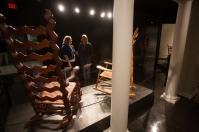 """Chester Cornett: Beyond the Narrow Sky"" opened Sept. 12 at the Kentucky Museum."
