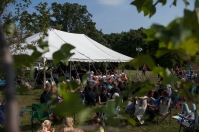The Symphony at WKU performed Sept. 20 at Jackson's Orchard.