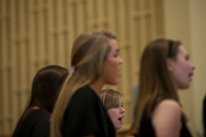 WKU Chorale performed Sept. 21 at First Christian Church.