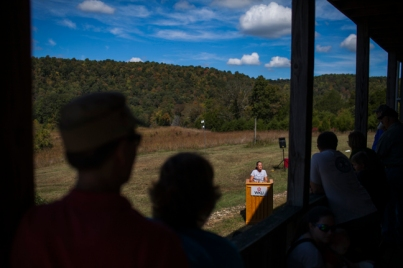 WKU celebrated the 10th anniversary of the Green River Preserve on Sept. 27.
