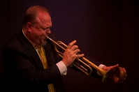 The Jazz at Lincoln Center Orchestra with Wynton Marsalis performed Sept. 30 at Van Meter Hall as part of WKU's Cultural Enhancement Series.