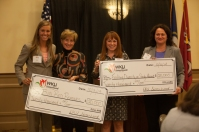 Two projects received funding from the WKU Sisterhood -- Big Red's Readers and Facilitating Diversity on Study Abroad Programs.
