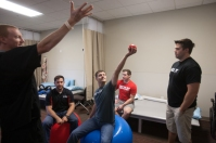 WKU's physical therapy program