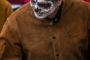 Potter College of Arts & Letters hosted its 2014 Fall Festival on Oct. 22.