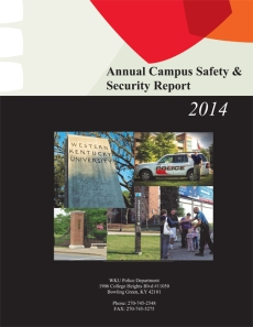2014 Annual Campus Safety & Security Report