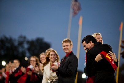 2014 Homecoming: Queen crowned