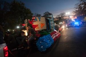 2014 Homecoming: Parade