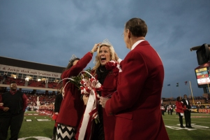 2014 Homecoming: Queen Ellie Jolly
